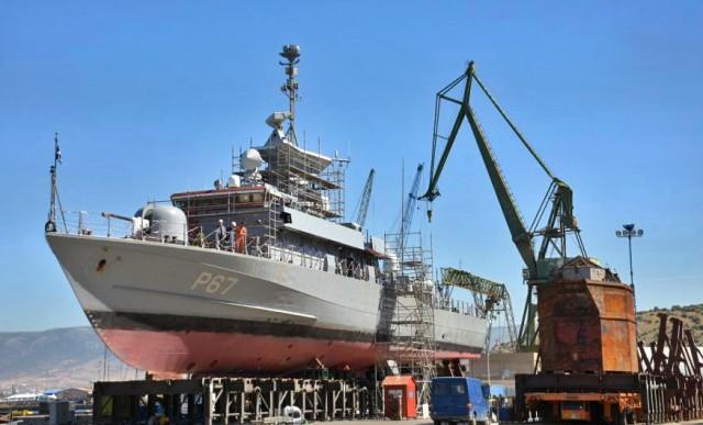 Συμμαχία Onex-DFC για τα ναυπηγεία Σκαραμαγκά