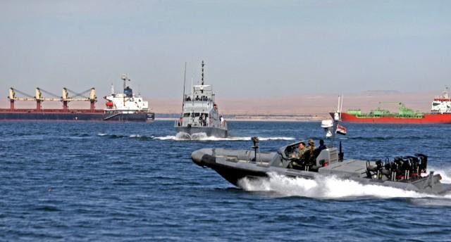 Διώρυγα Σουέζ: Αύξηση διελεύσεων πλοίων για το πρώτο εννιάμηνο του 2020