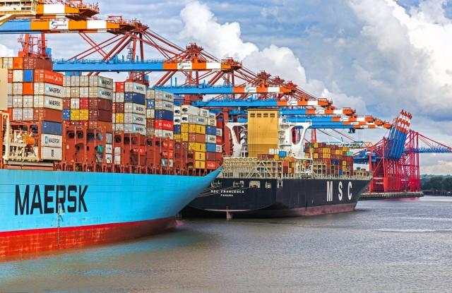 Containerships: έρχονται καλύτερες μέρες για τα μεγαθήρια του κλάδου