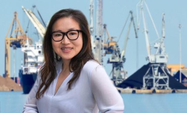 Ελίζαμπεθ Λι: «Οι θαλάσσιες επενδύσεις μας στην Ελλάδα είναι στρατηγικά σημαντικές»