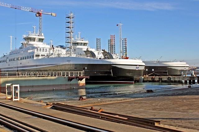 Νορβηγία: Ο Covid-19 παραλύει τα ναυπηγεία