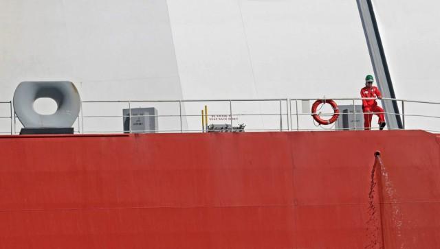 Σιγκαπούρη: Οικονομική αρωγή στους πληγέντες ναυτικούς