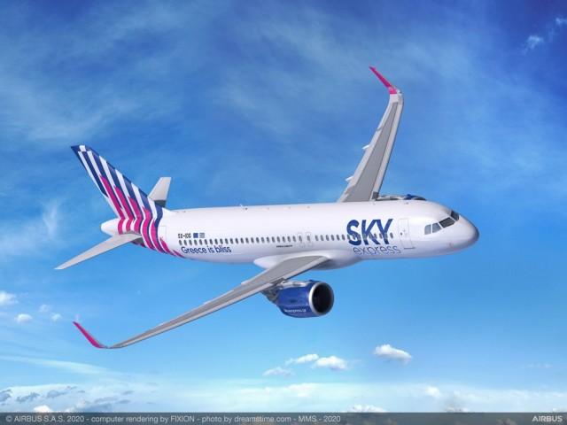 Η Sky Express σε νέα εποχή