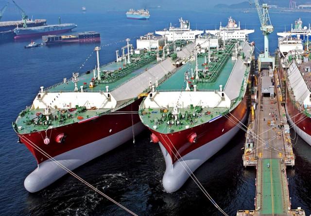 Mega-παραγγελίες πλοίων LNG για την Qatar Petroleum