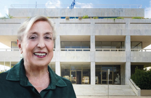 Ματρώνα Egon-Ξυλά: Το τελευταίο «αντίο» σε μια εθνική ευεργέτιδα