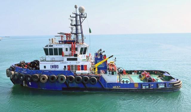 H Saudi Aramco «πρασινίζει» τα πλοία της