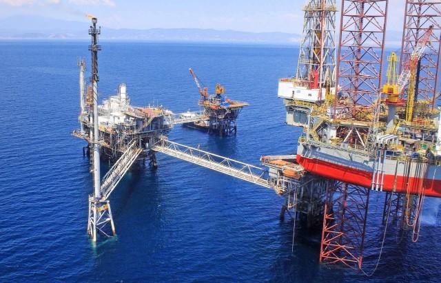 Τρεις «μνηστήρες» για το κοίτασμα φυσικού αερίου Νότια Καβάλα