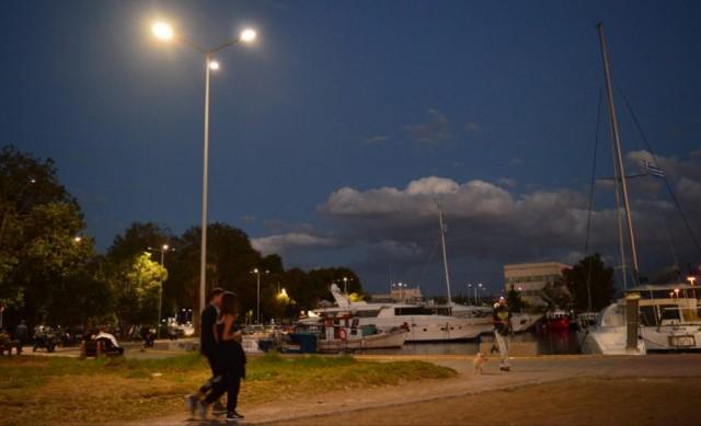 Ο.Λ.Ε ΑΕ.: Νέα όψη αποκτά το παραλιακό μέτωπο της Ελευσίνας