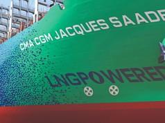 CMA CGM Jacques Saadé: Νέο ρεκόρ φόρτωσης εμπορευματοκιβωτίων
