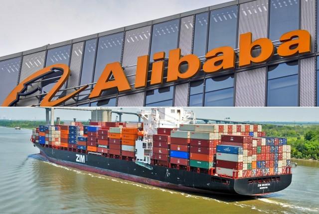 Στρατηγική συνεργασία ZIM-Alibaba