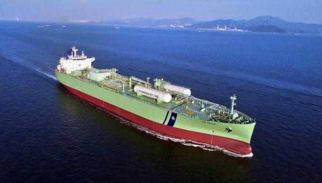 Το πρώτο VLGC καύσης LPG