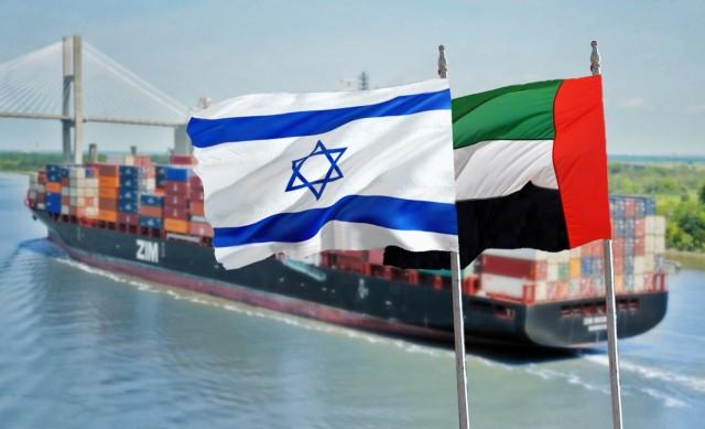 Ισραήλ-ΗΑΕ: Η συνεργασία επεκτείνεται και στη ναυτιλία γραμμών