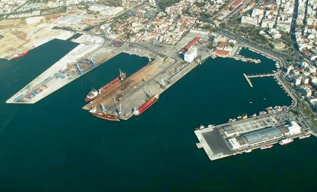 Λιμάνι Βόλου: «Πράσινο φως» για την προβλήτα Νο3