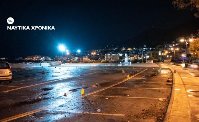 Σάμος: O εγκέλαδος, η μανία της θάλασσας και η μεγάλη καταστροφή