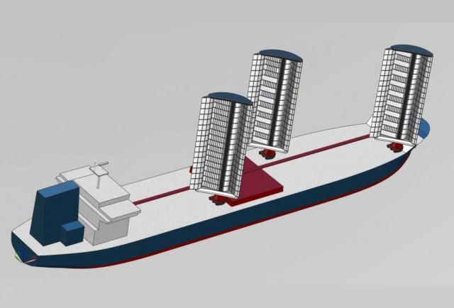 Ναυλωτές υπέρ της χρήσης ιστίων από τα πλοία