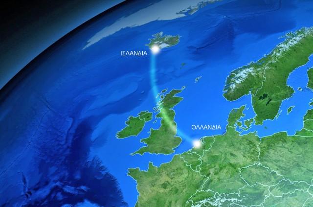 Βορειοδυτική Ευρώπη: Ανοικτές οι οδοί μεταφοράς υδρογόνου