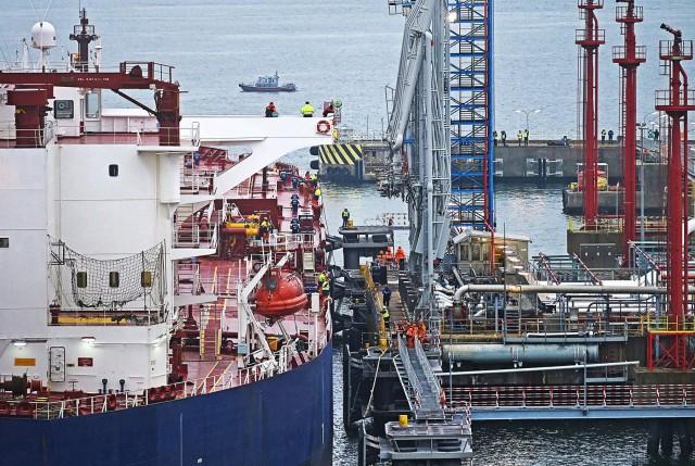 Πετρέλαιο: Νέες εμπορευματικές ροές στην Ανατολική Ευρώπη