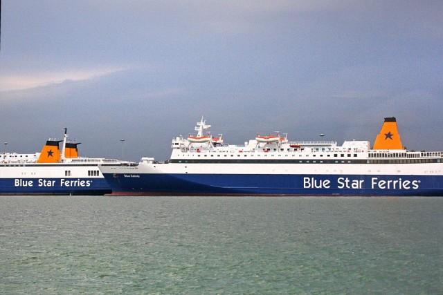 Blue Star Ferries: εκπτώσεις προς τους πληγέντες του σεισμού στη Σάμο