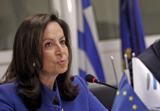 Aννα Διαμαντοπούλου: Mία Ελληνίδα στο τιμόνι του ΟΟΣΑ;