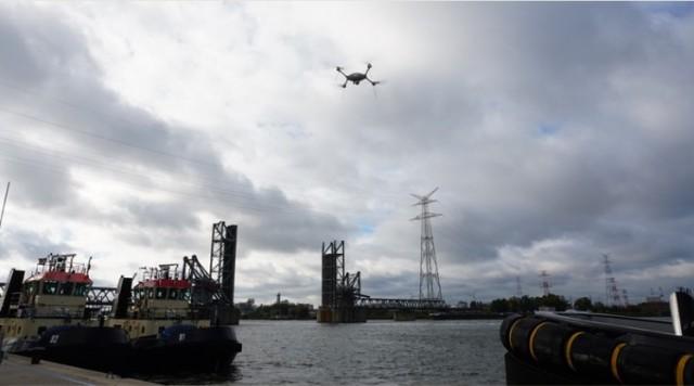 Drones: η λύση και για τα λιμάνια