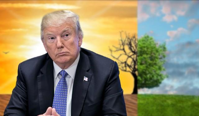 Oι ΗΠΑ αμφισβητούν τη Συμφωνία του Παρισιού για το Κλίμα