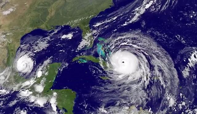 Η Δυτική Ακτή της Φλόριντα, «έρμαιο» των τυφώνων