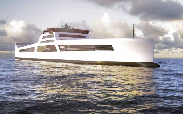Πλοία καύσης «πράσινου» υδρογόνου με τις ευλογίες της ΕΕ