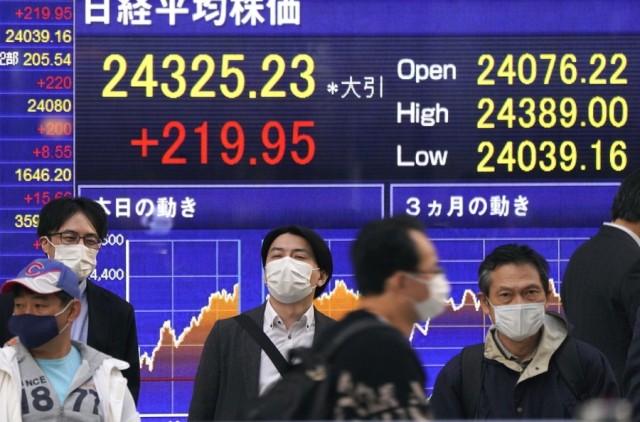 Ιαπωνία: Ιστορική εκτίναξη του δείκτη Nikkei