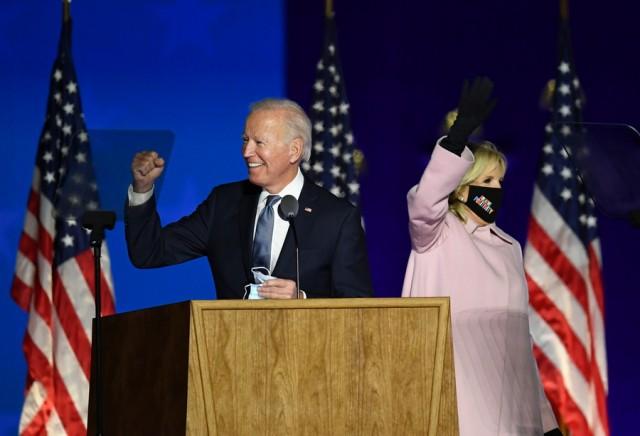 Τζο Μπάιντεν: Ο νέος πρόεδρος των ΗΠΑ