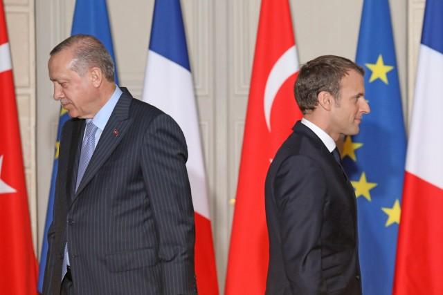 Είναι εφικτό το μποϊκοτάζ γαλλικών προϊόντων από τον Ερντογάν;