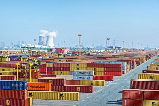 Λιμάνι Αμβέρσας: Ο έλεγχος της ρύπανσης σε πρώτο πλάνο