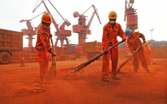 Κίνα: Σε ισορροπία η αγορά σιδηρομεταλλεύματος