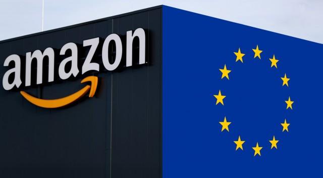 Η Amazon στο στόχαστρο των Βρυξελλών