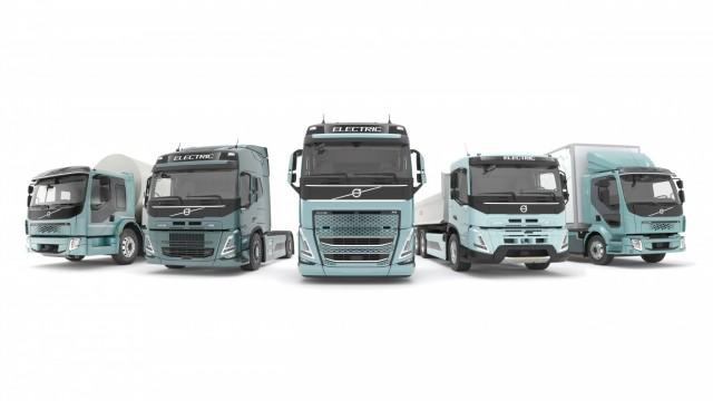 Γεγονός τα βαρέα φορτηγά με ηλεκτροκίνηση στην Ευρώπη