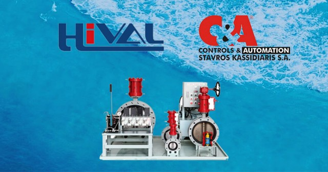 C&A Σταύρος Κασιδιάρης Α.Ε.: Νέα συνεργασία με τη Hival