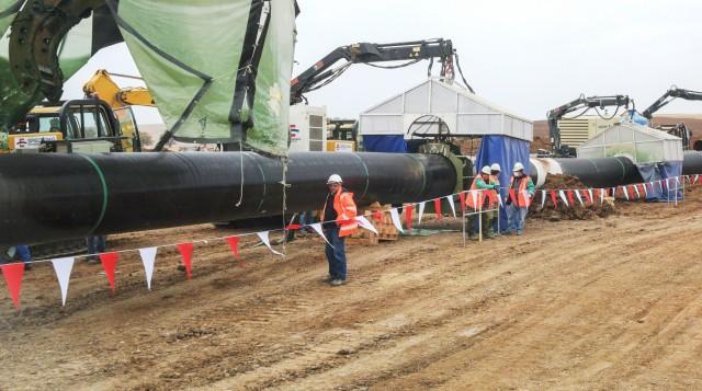 Έναρξη εμπορικής λειτουργίας του αγωγού φυσικού αερίου ΤΑΡ