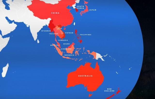 RCEP: Η μεγαλύτερη συμφωνία ελεύθερου εμπορίου στον κόσμο