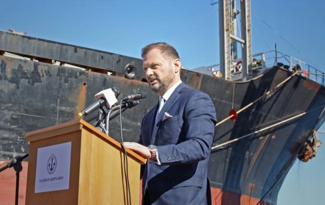 Π. Ξενοκώστας: Όραμα, η δημιουργία ενός οικοσυστήματος για τα ναυπηγεία