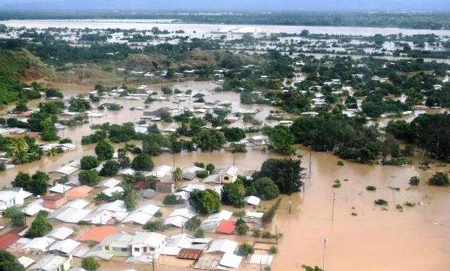 Κεντρική Αμερική: Τεράστιες καταστροφές από τη τροπική καταιγίδα Γιώτα