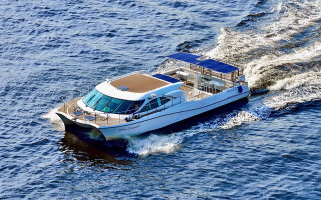 H νέα ιαπωνική πρόταση για το πλοίο του μέλλοντος