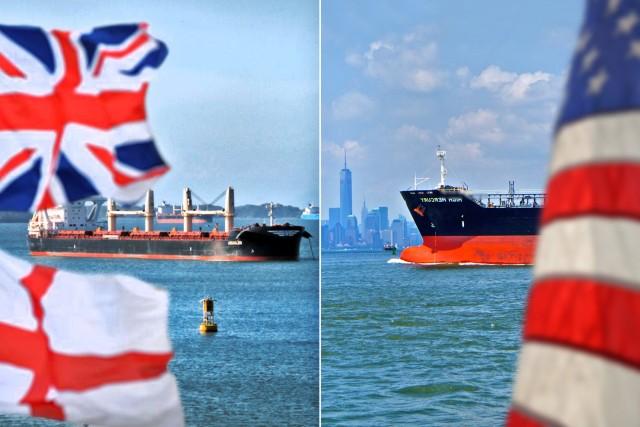 Που βαδίζουν οι εμπορικές σχέσεις Ηνωμένου Βασιλείου-ΗΠΑ