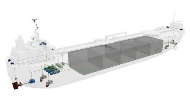 Προσφορά τεχνολογικά προηγμένων συστημάτων για shuttle δεξαμενόπλοια