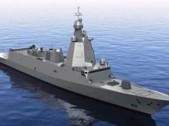 Νέες φρεγάτες F-110 στο Ισπανικό Πολεμικό Ναυτικό