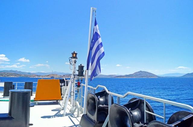 Μείωση της δύναμης του ελληνικού εμπορικού στόλου
