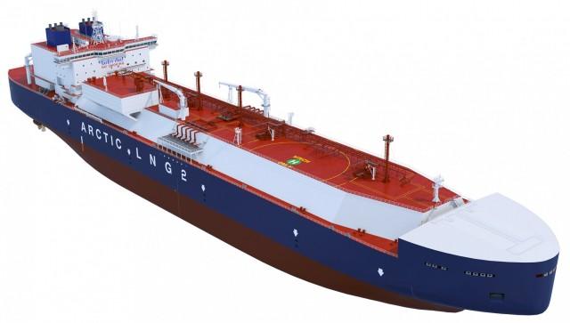 Με αμείωτους ρυθμούς η ναυπήγηση νέων παγοθραυστικών LNG carriers