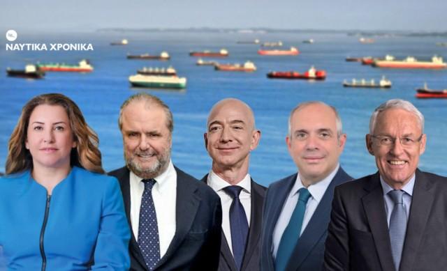 Το κάλεσμα της διεθνούς ναυτιλίας στον Jeff Bezos