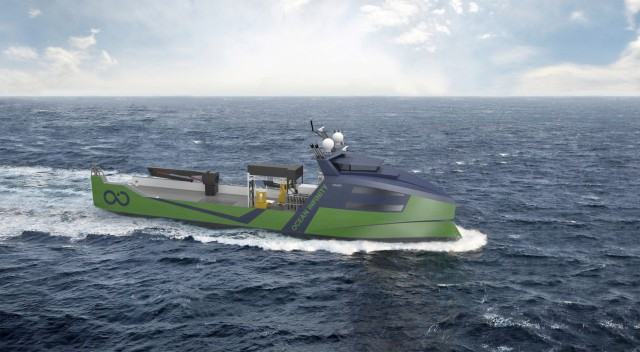Τα μη επανδρωμένα αλιευτικά σκάφη, το μέλλον της αλιείας
