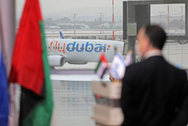 Πρώτη απευθείας πτήσης από τα ΗΑΕ στο Τελ Αβίβ