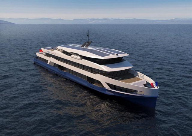 Τεχνολογίες αιχμής για τη «βιώσιμη» πρόωση επιβατηγών πλοίων