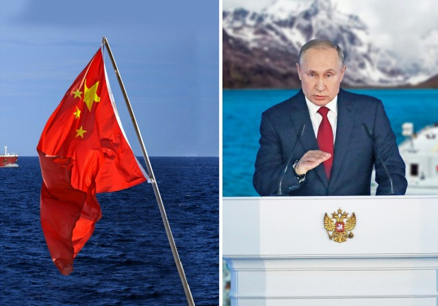 Κίνα και Ρωσία μαζί σε νέες επενδυτικές πρωτοβουλίες